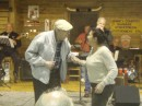 Marvin at 96 still dancing