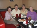 Girls night out - Sheri,Sylvia,Linda,Lee Ann