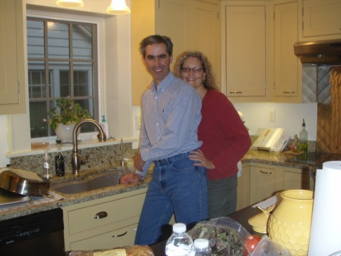 Stamford CT perfect hosts - Louis and Jeanette