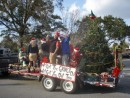 Bail Bond company float