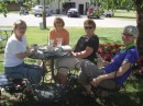 Mary Lynn, Gayle, Nancy and Kris