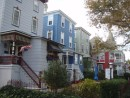 Cape May row houses