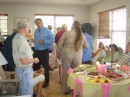 Easter pot luck at BLM