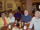 Breakfast with Ron and Mary Budd