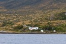 Alcamar Yamana, one of the Chilean coastguard stations that keep watch over the Beagle Channel