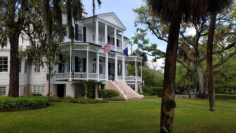 Beaufort SC 2: another mansion