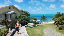 Lower Elbow Cay: Walk & Lunch at Firefly